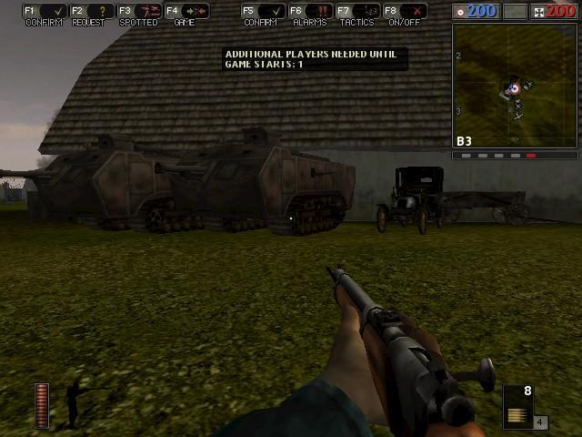 Battlefield Singleplayer, home of Battlefield AI and Battlefield ...